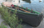 Click here to look at the Currach Triple Sculled boat package.