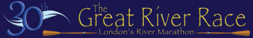 The Great River Race - London's River Marathon - Page Heading