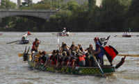 Picture one of the Race at Chiswick.